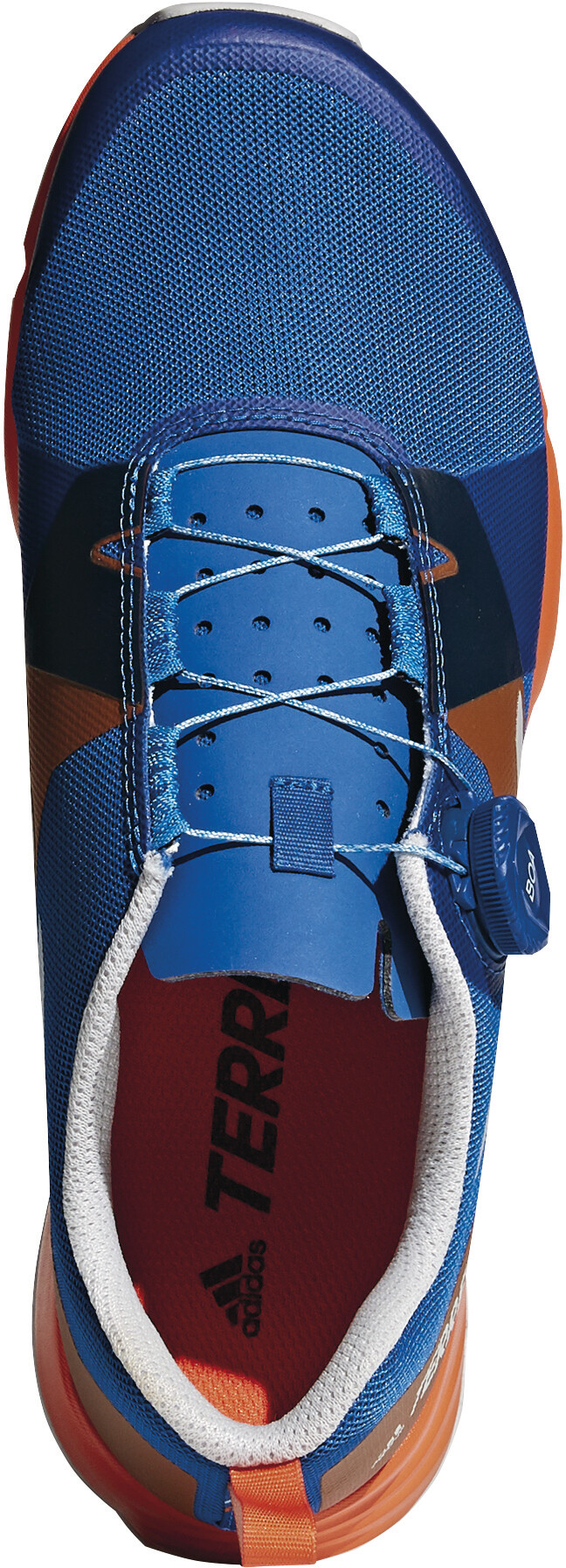Orangebleu Sur Chaussures Two Homme Boa Adidas Terrex Running pHqPwY